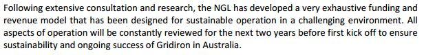 NGL - utdrag fra første pressemelding mai 2014