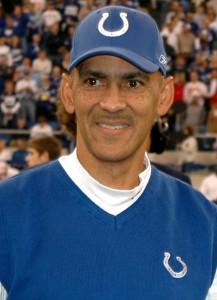 Tony Dungy, fra Colts-tiden.