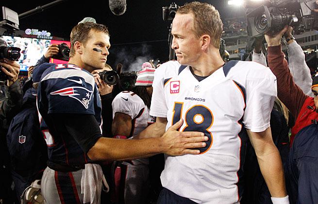 Brady mot Manning. En siste gang?