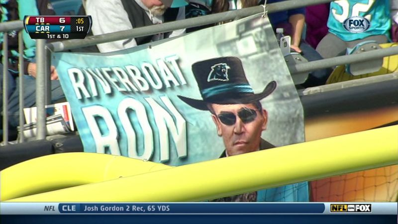 "Ron ""Riverboat Ron"" Rivera"