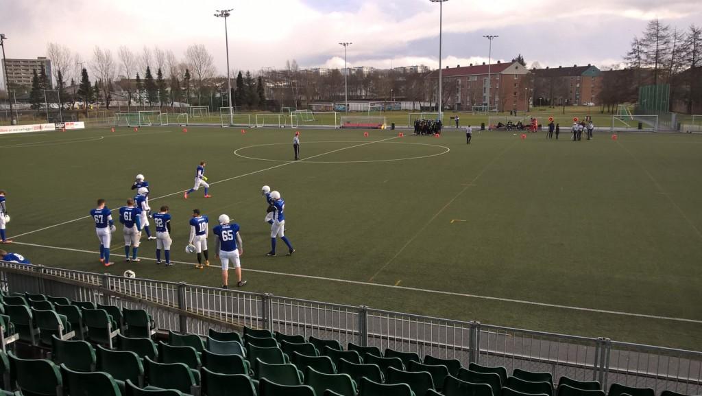 Norsk college-fotball februar 2016