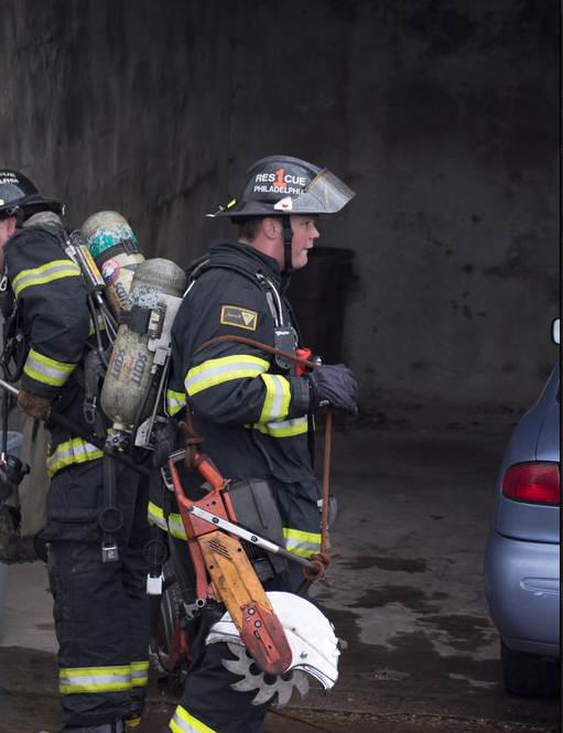 Danny Watkins Rescue 1 Philly