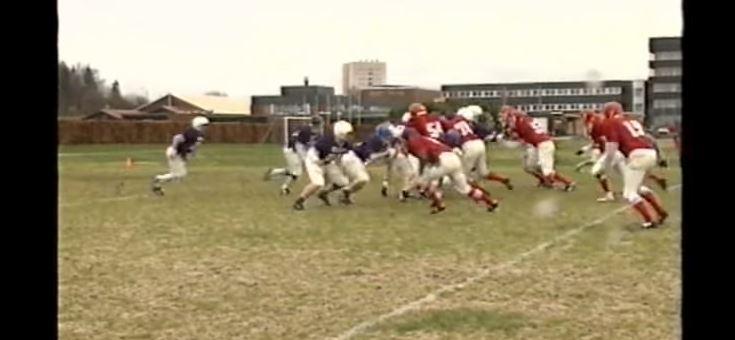 Domers vs Ruins 1995 el 1996