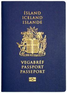 Icelandic_Passport_Front_Cover