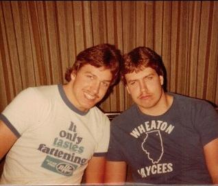 Rex og Rob Ryan litt yngre