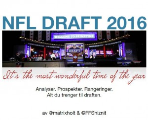 NFL Draft 2016 norsk preview