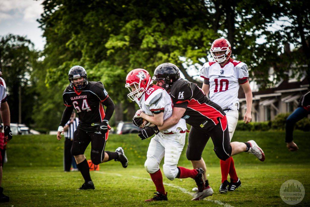 Fredrikstad Kings vs Kristiansand Glads 2016 - foto Kristian Ringen