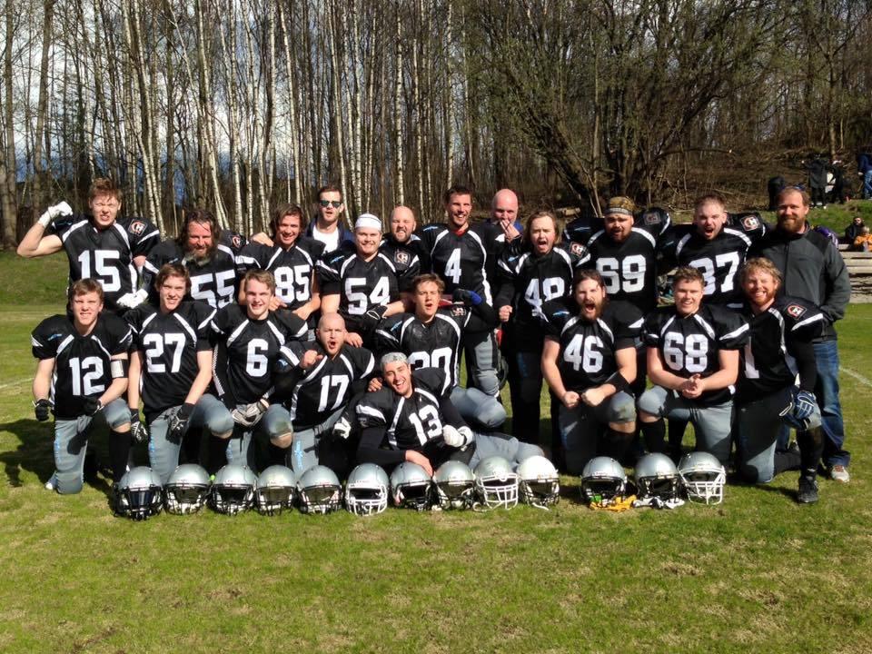 Foto: Tønsberg Raiders