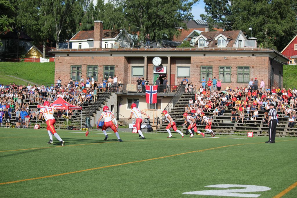 Kickoff NM-finalen U17