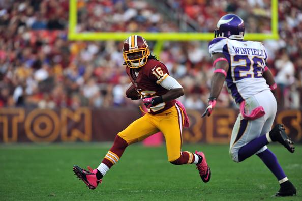 Brandon+Banks+Minnesota+Vikings+v+Washington