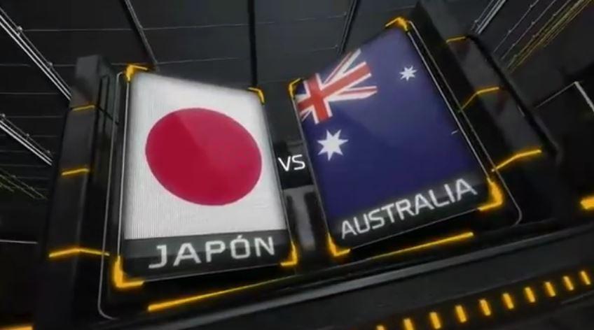 JWC 2016 - Japan vs Australia