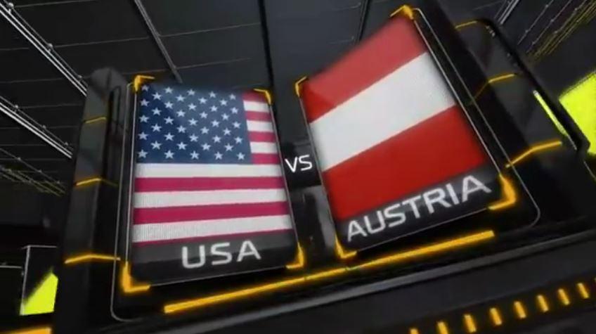 JWC 2016 - USA vs Austria