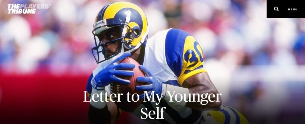 TPT - Vernon Turner Letter to My Younger Self