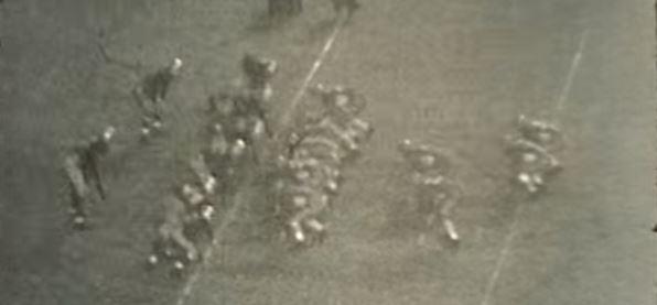 UCLA vs Washington State 1939 formasjoner