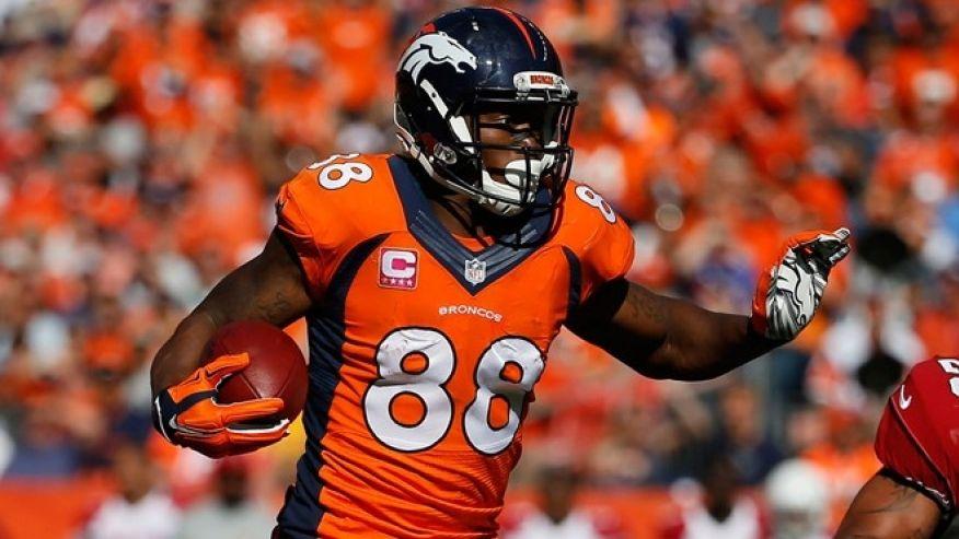 Broncos - Demariyus Thomas