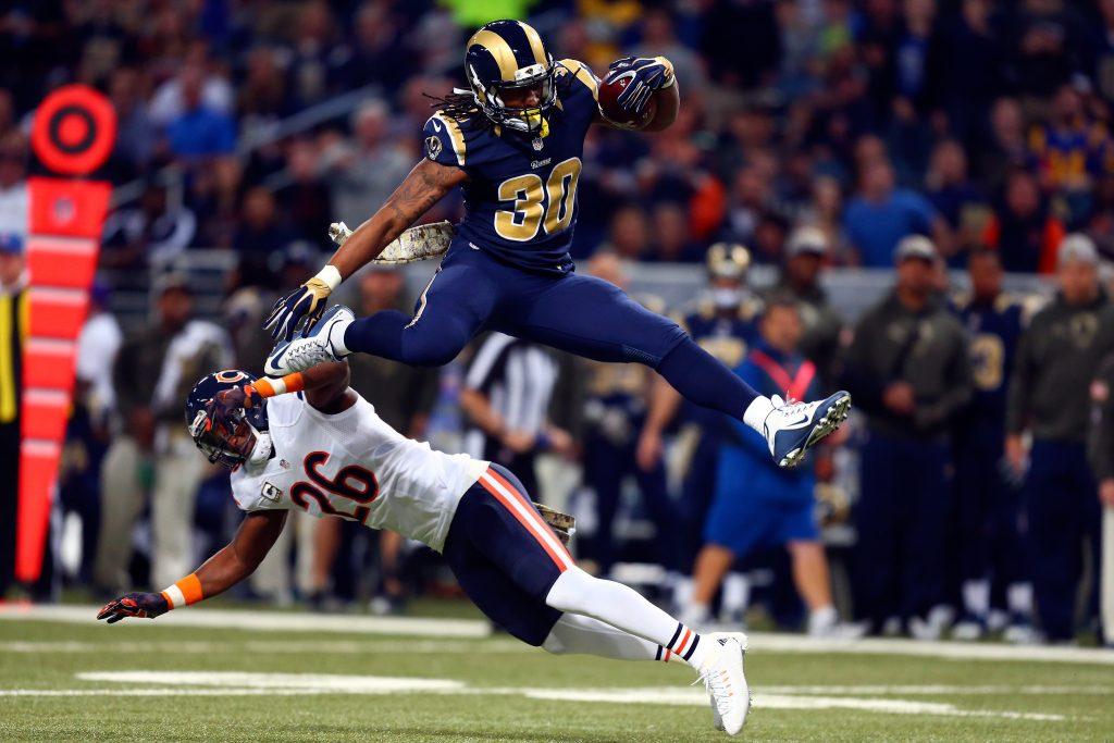 Kan Gurley ta Rams enda høyere?