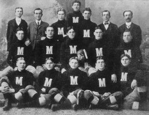Den eldste klubben i NFL stiftes